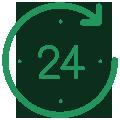 24 Hr Access
